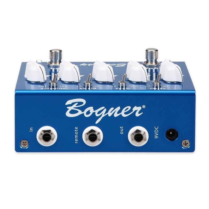 product b o bogner ecstasy blue rear