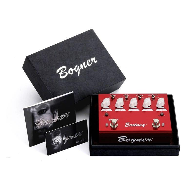product b o bogner ecstasy red contents