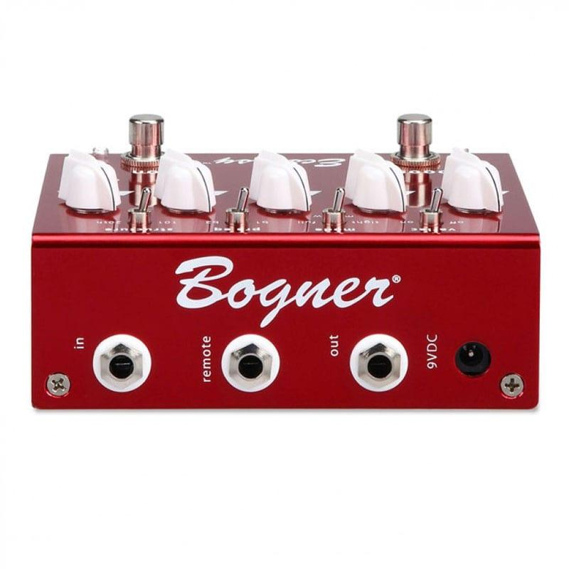 product b o bogner ecstasy red rear