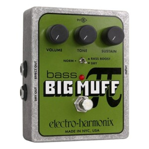 Electro-Harmonix Bass Big Muff Pi-0