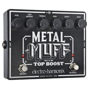 Electro-Harmonix Metal Muff-0