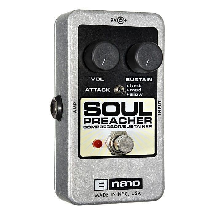 Electro-Harmonix Soul Preacher-0