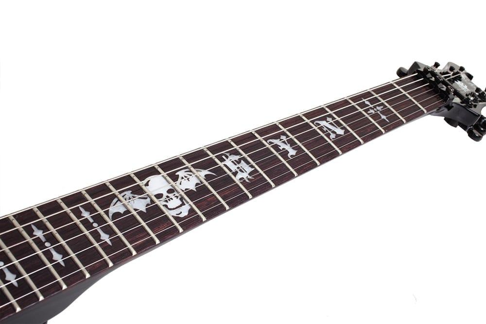 Schecter Synyster Standard BLK/SILV-17494
