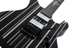 Schecter Synyster Custom BLK/SILV-17461