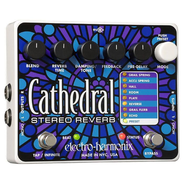 Electro-Harmonix Cathedral-0
