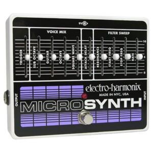 Electro-Harmonix MicroSynth-0