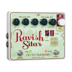 Electro-Harmonix Ravish Sitar-0