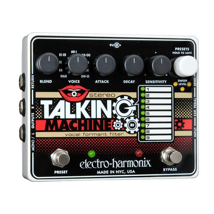 Electro-Harmonix Stereo Talking Machine-0