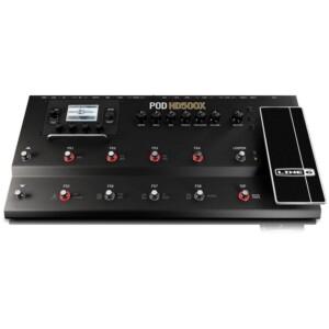 Line 6 POD HD500X-1697