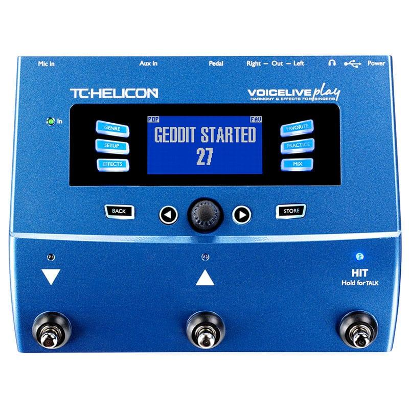 TC-Helicon VoiceLive Play-0