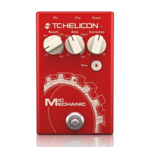TC-Helicon Mic Mechanic 2-0