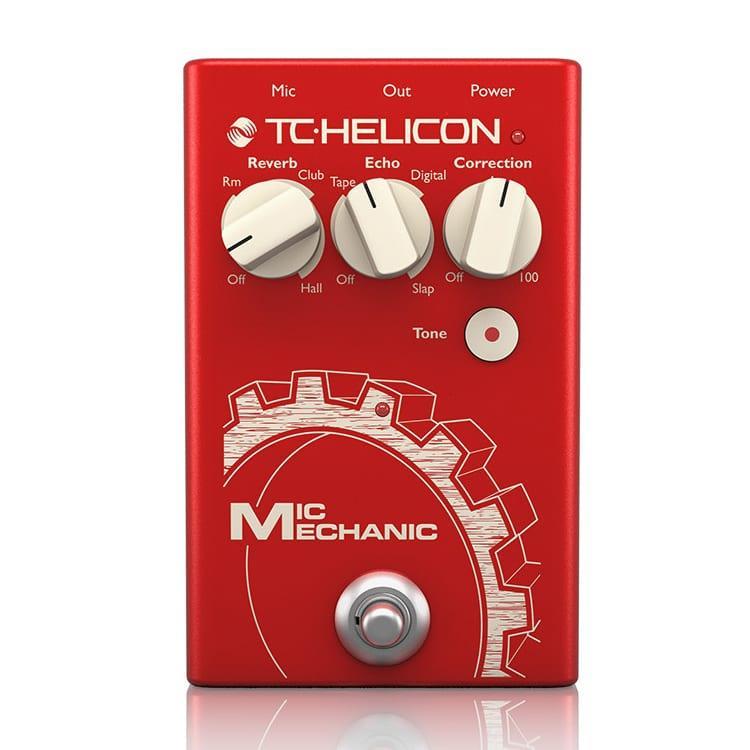 TC-Helicon Mic Mechanic 2-0