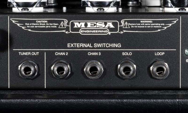 product m e mesa boogie dual rectifier external switching