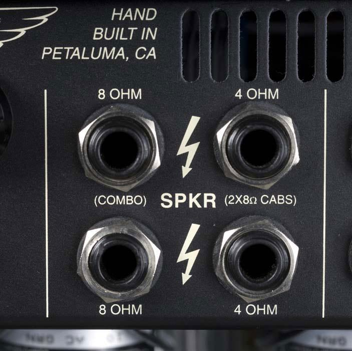 product m e mesa boogie mark v speaker outputs