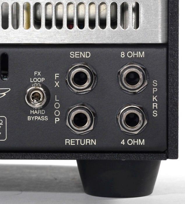 product m e mesa mini rectifier back panel