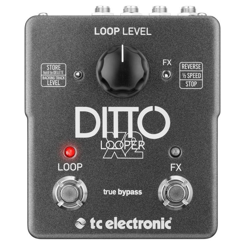TC Electronic Ditto X2 Looper-0