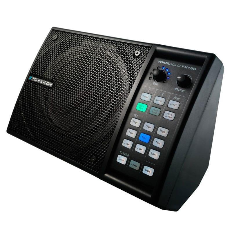 TC-Helicon VoiceSolo FX150-4160