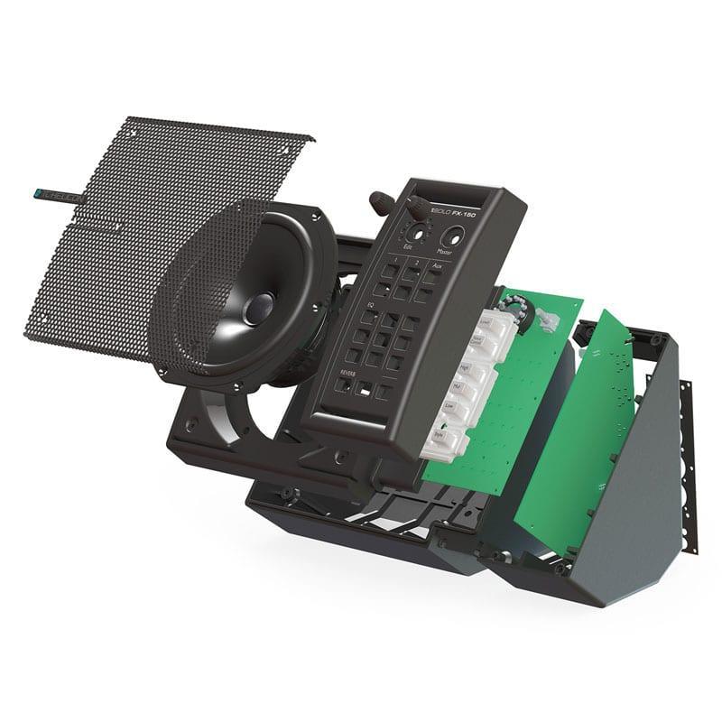 TC-Helicon VoiceSolo FX150-4161