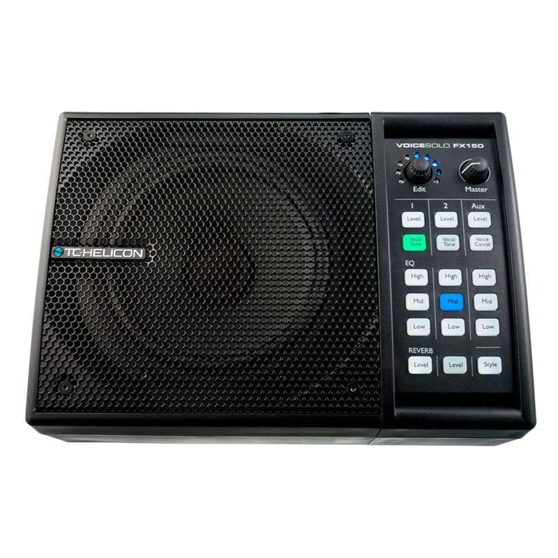 TC-Helicon VoiceSolo FX150-0