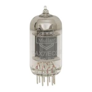 Mullard 12AX7/ECC83-0