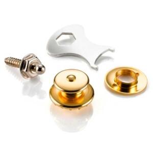 נועלי רצועה צבע זהב LOXX Straplocks Gold