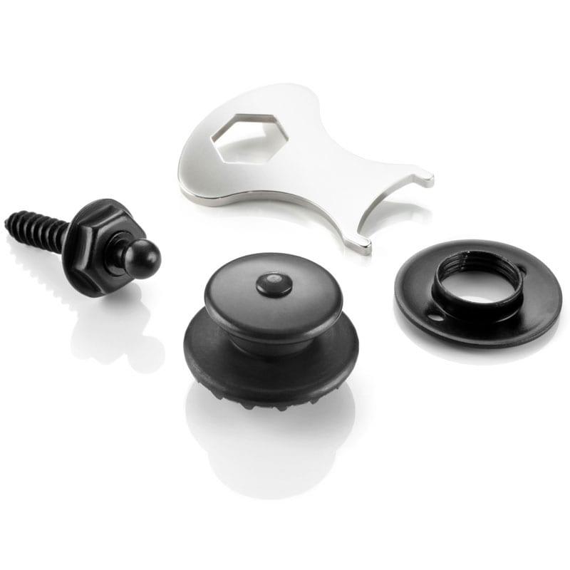 LOXX Straplocks - Black-0