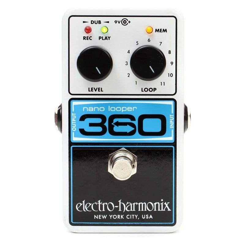 Electro-Harmonix Nano Looper 360-0