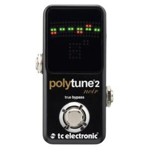 TC Electronic PolyTune 2 Noir-0