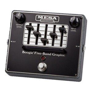 MESA/Boogie Five-Band Graphic EQ-0