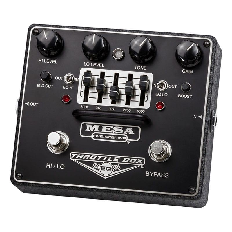 MESA/Boogie Throttle Box EQ-0