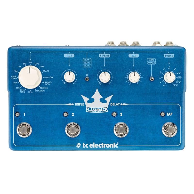 TC Electronic Flashback Triple Delay-0