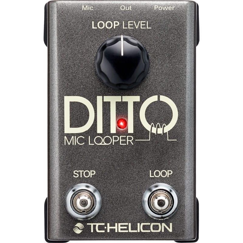 Ditto Mic Looper - Top
