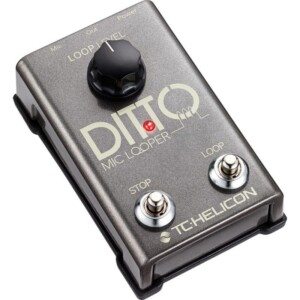 Ditto Mic Looper - Top