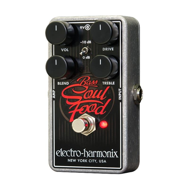 Electro-Harmonix Bass Soul Food-0