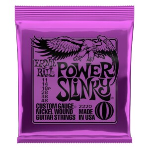 Ernie Ball 2220 Power Slinky Electric 11-48-0