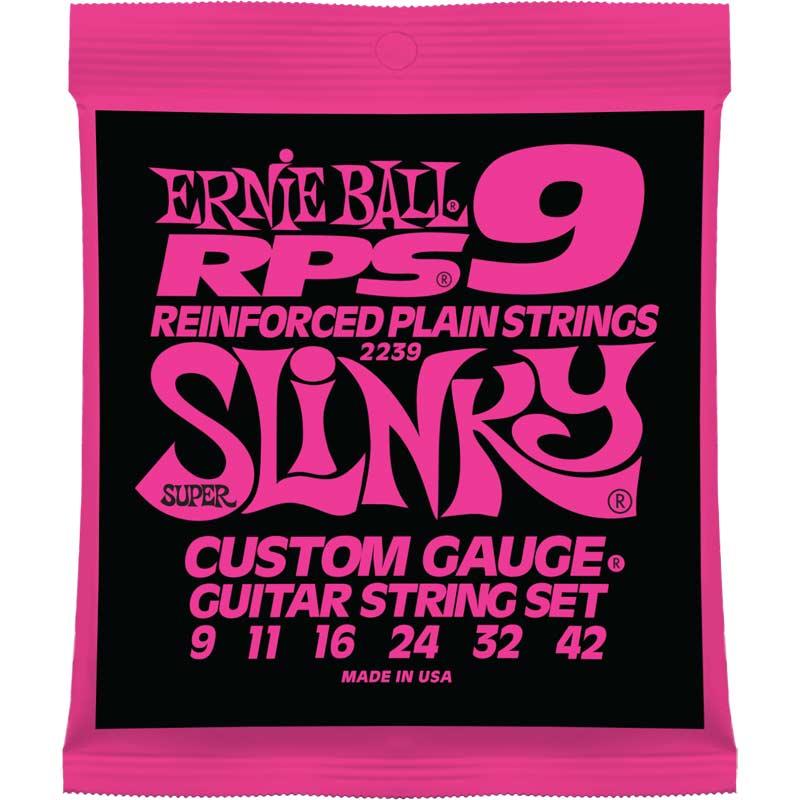 Ernie Ball 2239 RPS Super Slinky Electric 9-42-0