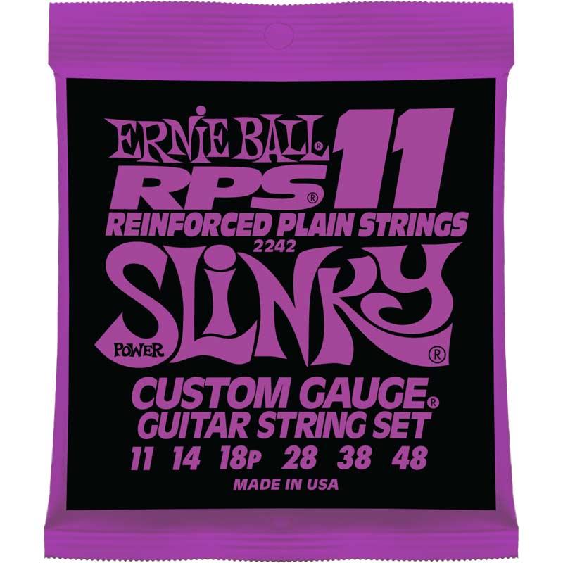 Ernie Ball 2242 RPS Power Slinky Electric 11-48-0
