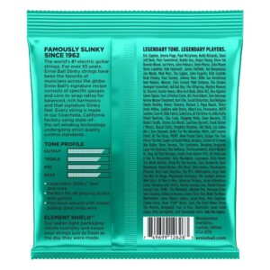 Ernie Ball 2626 Not Even Slinky Electric 12-56-16228