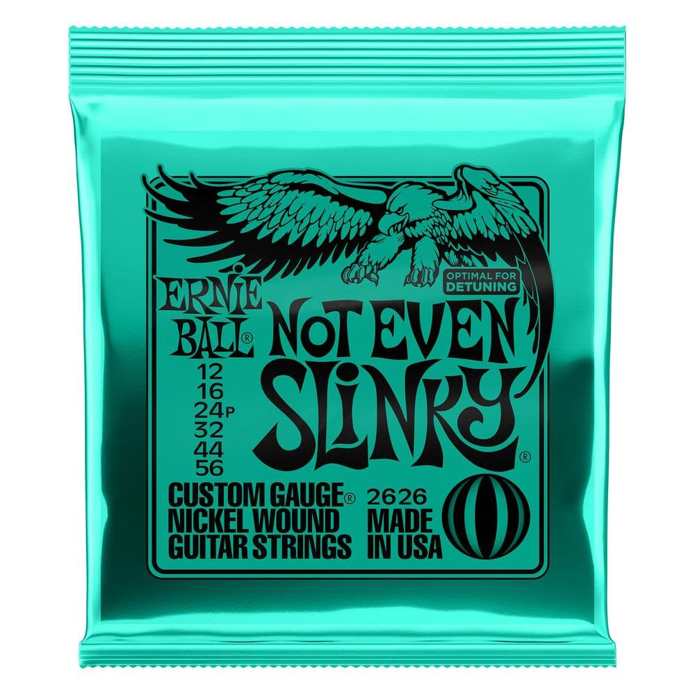 Ernie Ball 2626 Not Even Slinky Electric 12-56-0