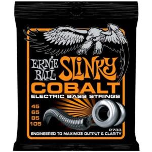 Ernie Ball 2733 Cobalt Hybrid Slinky Bass 45-105-0