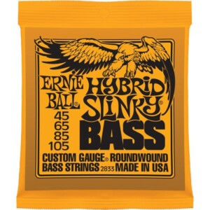 Ernie Ball 2849 Slinky Nickel Wound Super Long Scale Bass 45-105-5847