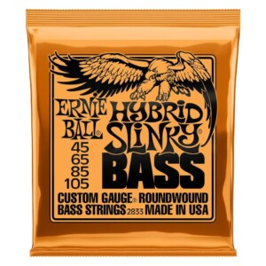 Ernie Ball 2833 Hybrid Slinky Nickel Wound Bass 45-105-0