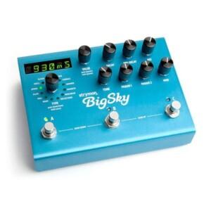 Strymon BigSky Reverberator-5576