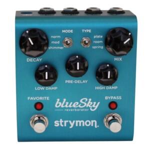 Strymon blueSky Reverberator-0