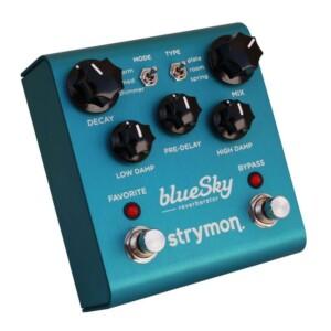 Strymon blueSky Reverberator-5636