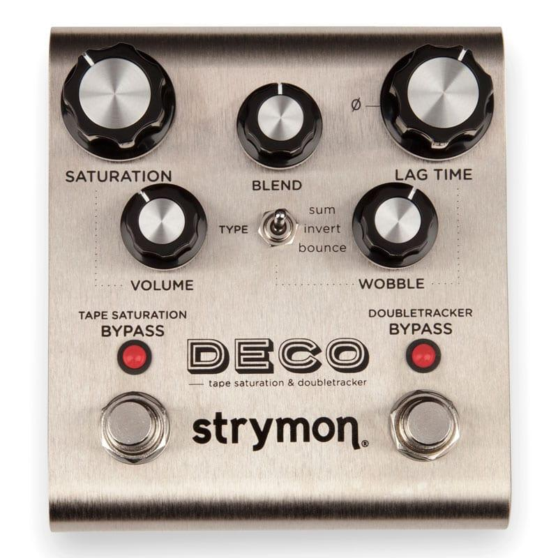 Strymon Deco Tape Saturation & Doubletracker-0