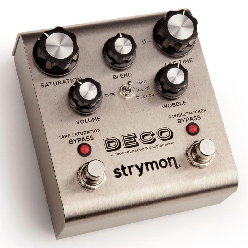 Strymon Deco Tape Saturation & Doubletracker-5658