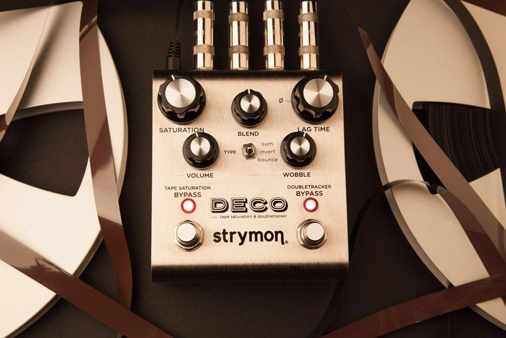 Strymon Deco Tape Saturation & Doubletracker-5659