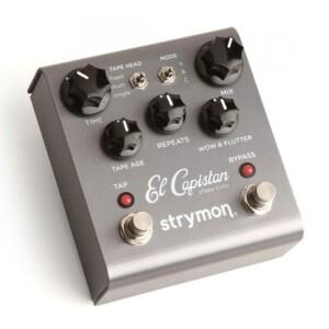 Strymon El Capistan dTape Echo-5582