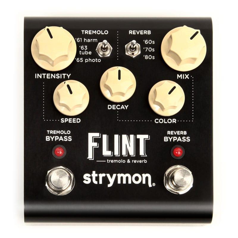 Strymon Flint Tremolo & Reverb-0